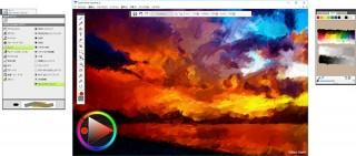 コーレル、定番ペイントソフトの廉価版の最新バージョン「Painter Essentials 6」を発売