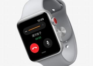 3年目のApple Watchが大躍進!1800万台を売り前年比154%に