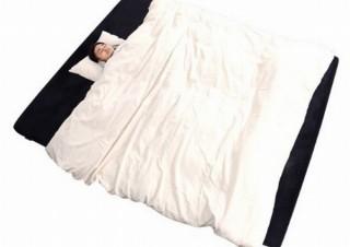 ヴィレヴァン、部屋をまるごとベッドにするどでかタイプの「部屋ごとベッドラグ」発売