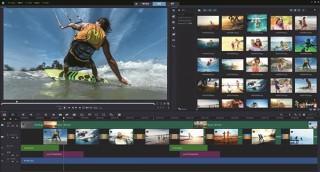 コーレル、レンズ補正や画面分割など多数の新機能を備えた動画編集ソフト「VideoStudio 2018」を発売