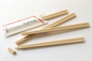 見た目が完全に割り箸な「割り箸ボールペン」、ヴィレヴァンから