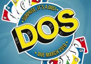 今度は残り2枚になったら「ドス!」、UNO(ウノ)の新ルールゲーム「DOS」