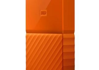 アイ・オー、WD社製のポータブルハードディスク2製品を発売