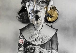 """広告デザインの""""虚と実""""が現代アートで表現されている「FLYER 星山耕太郎展」"""