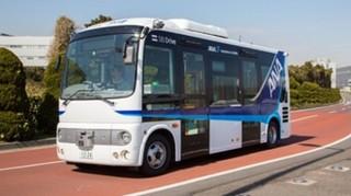 ANA、空港で乗客を飛行機に運ぶことを目的とした自動運転バスの実証実験を発表