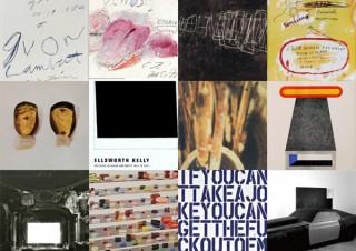 世界各国から集まった希少な作品を展示販売するイデーの「現代アートポスター展」