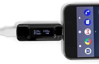 上海問屋、PDやQC3.0に対応したUSB Type-C電圧・電流チェッカーを発売