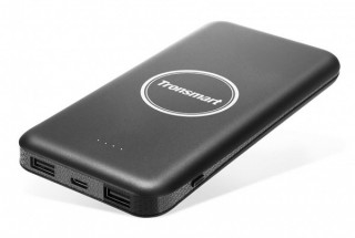 Tronsmart、Qi対応のワイヤレス充電器を搭載したモバイルバッテリーを発売