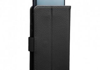 GRAMAS COLORS、ケースを装着したままカメラを使用できる手帳型の汎用スマホケースを発売