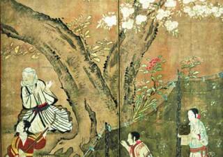桜に関連したさまざまな作品を展示する東京国立博物館の春の恒例企画「博物館でお花見を」