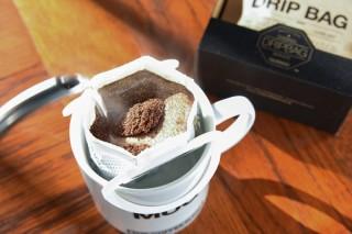 コーヒーのドリップバッグにオリジナルデザインを印刷できるTHE COFFEESHOPのサービスに注目