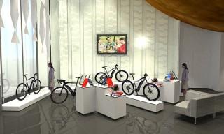 ヤマハとヤマハ発動機の新製品やスペシャルモデルを展示する合同イベント「Breezin'」