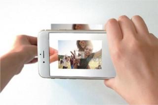 "ARでの""動く写真""を出力できるモバイルプリンタ「Lifeprint PHOTO AND VIDEO PRINTER 3×4.5」"