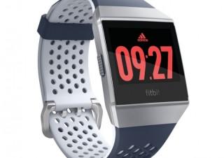 フィットビット、スマートウォッチ「Fitbit lonic」アディダスエディションを発売