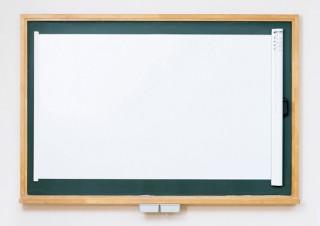 サンワサプライ、スチール面に貼り付けて使えるマグネット式プロジェクタースクリーンを発売