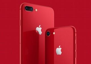 AppleがiPhone8/8 Plusに真っ赤な「RED」の新色を追加!注文は4月10日から