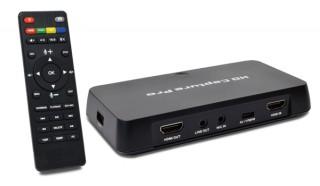 JTT、PCなしで使えるビデオキャプチャーボックス「HDMIキャプチャー&プレーヤー キャプ録 Pro S」