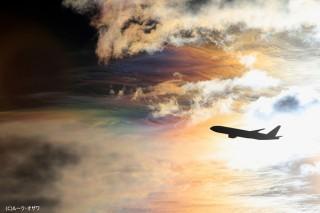 航空写真家のルーク・オザワ氏による写真展「JETLINER ZERO GLORIOUS −神業−」