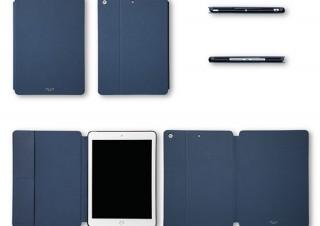 坂本ラヂヲ、シュリンクレザー調の柔らかな合成皮革が大人の雰囲気を醸し出すiPad専用ケース発売