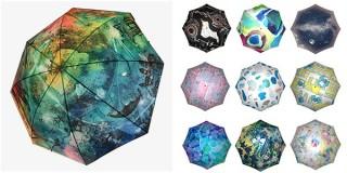 ラックプラス、デザイナーが傘を自由にデザインして販売できる新サービスを開始