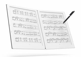 テラダ・ミュージック・スコア、2画面電子ペーパー楽譜専用端末「GVIDO」の販売店を拡大