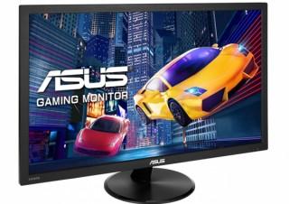 ASUS、1msの応答速度を実現したゲーマー向け21.5型フルHDディスプレイを発売