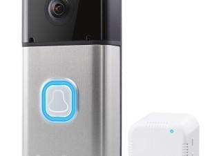プラネックス、世界のどこにいても訪問者と話せるクラウド対応ビデオドアベルを発売