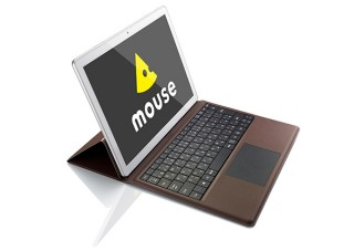 マウス、人気ゲーム「Minecraft」をバンドルした12型の2in1タブレットを発売