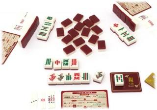 すごろくやから、2~5人で楽しめるミニマル麻雀ゲーム「すずめ雀」発売