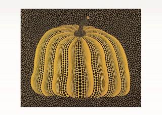 南瓜モチーフの作品など草間彌生氏のアートをたっぷり堪能できる「永遠の南瓜展」