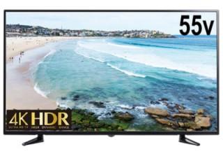 グリーンハウス、日本製ボードを採用した55型テレビをMrMaxで発売