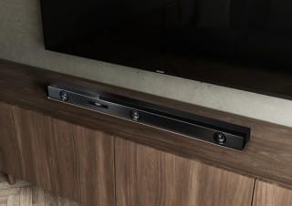 ソニー、ホームシアターや大型テレビに最適な棒状スピーカー「サウンドバー」に新機種