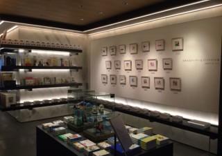 安西水丸氏の初の俳句本の刊行を記念した「安西水丸ギャラリー&ライフスタイル展」