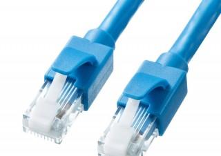 サンワ、10ギガビットイーサネットに対応しているカテゴリ6A LANケーブルを発売