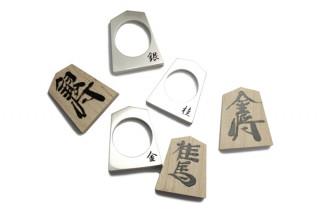 JAM HOME MADEがリニューアルオープン! 初のコレクションは『将棋のコマ』型の指輪