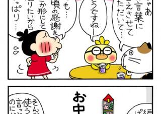 No.132 ぱっちちゃんのお中元の巻
