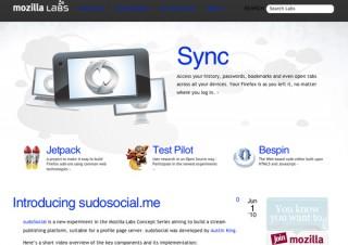 Mozilla、ブラウザ同期機能「Firefox Sync」の正式版を発表
