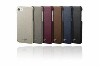 GRAMAS COLORS、iPhone 8/7用のシェル型PUレザーケースを発売