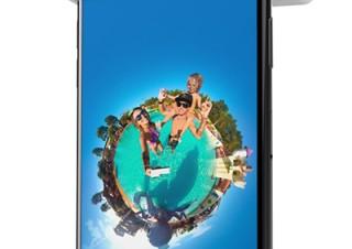 アスク、iPhoneに装着できるInsta360ブランド製の360°撮影用レンズ「PanoClip」を発売