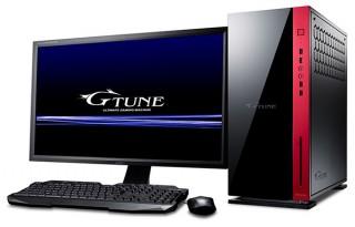 G-Tune、インテル製プロセッサの40周年記念モデルのCPUを搭載したゲーミングPCを発売