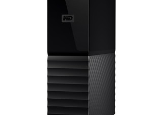 アイ・オー、Western Digital製の外付けHDD「My Book」の容量10TBモデルを発売