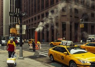 写真家の長山一樹氏の「ON THE CORNER NYC」の回想展がハッセルブラッド ストア 東京で開催