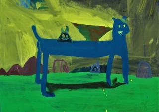 東京藝術大学の美術学部絵画科油画専攻に在籍中の野口哲志氏による初個展「No Tales」
