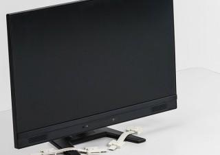 サンワサプライ、大型のTVやパソコンを固定して転倒と落下を防ぐ2種の耐震グッズを発売