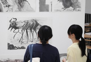 学生たちが主体となって作り上げた東京造形大学の2018年のオープンキャンパス「face」