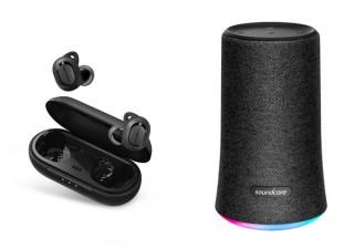 Soundcore、完全ワイヤレスイヤホンと完全防水Bluetoothスピーカーをプライムデー先行販売