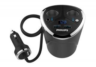 バッテリー電圧をリアルタイムに表示する、シガーソケット分配器「DLP7520N」発売。USB2ポート付き