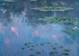 印象派を代表する画家のクロード・モネに注目した企画展「モネ それからの100年」