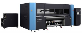 エプソンがインクジェットデジタル捺染機「Monna Lisa Evo Tre」の国内生産と販売を開始