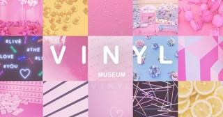 """""""インスタ映え""""の写真や動画を撮影できるアート展「VINYL MUSEUM」の第2回が開催"""